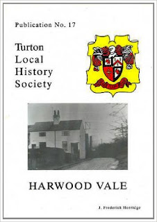Turton Local History Society #17 - Harwood Vale: 1865-1965