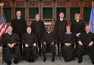 Meet The Democrat-Appointed Oklahoma Supreme Court