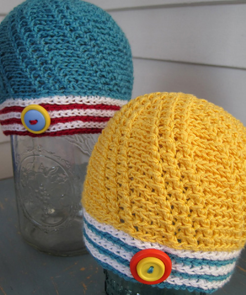 Spinnaker Hat - Free Pattern