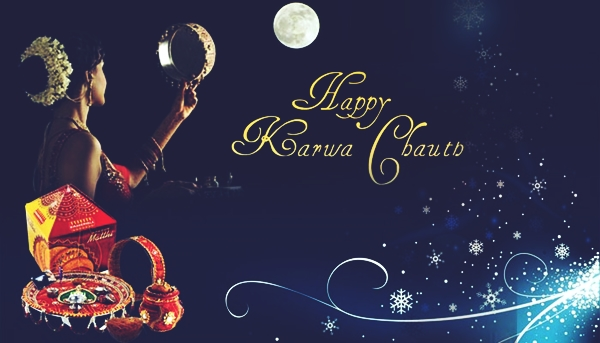 Happy Karwa Chauth Date in India 2019 Moon Time, Samagri