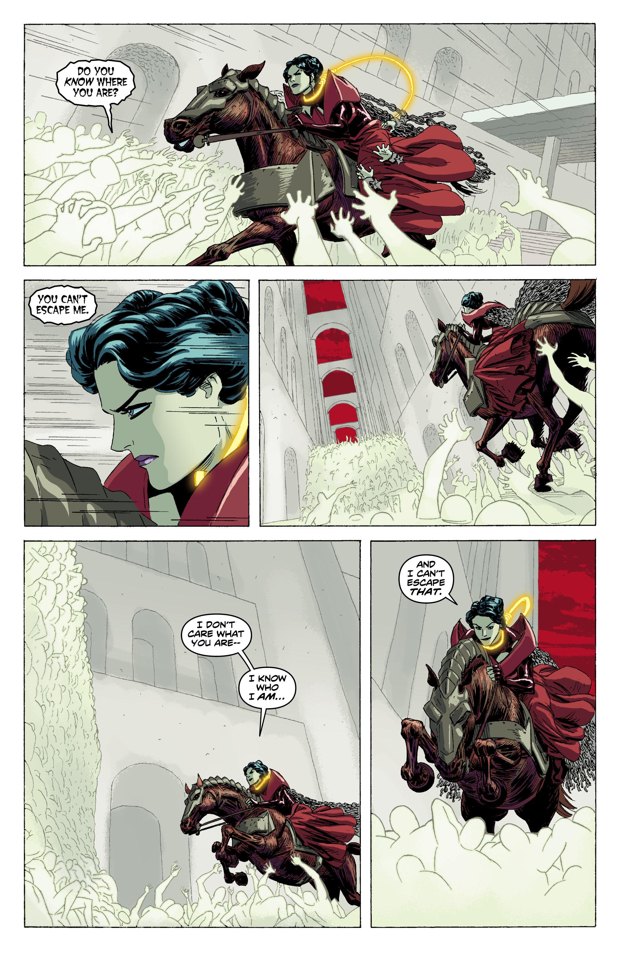 Read online Wonder Woman (2011) comic -  Issue #10 - 6