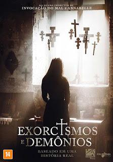 Exorcismos e Demônios - BDRip Dual Áudio
