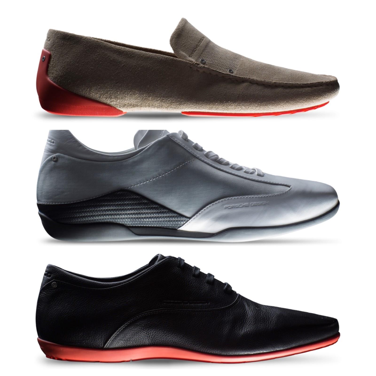 Porsche Design Summer 2014 Shoes Collection