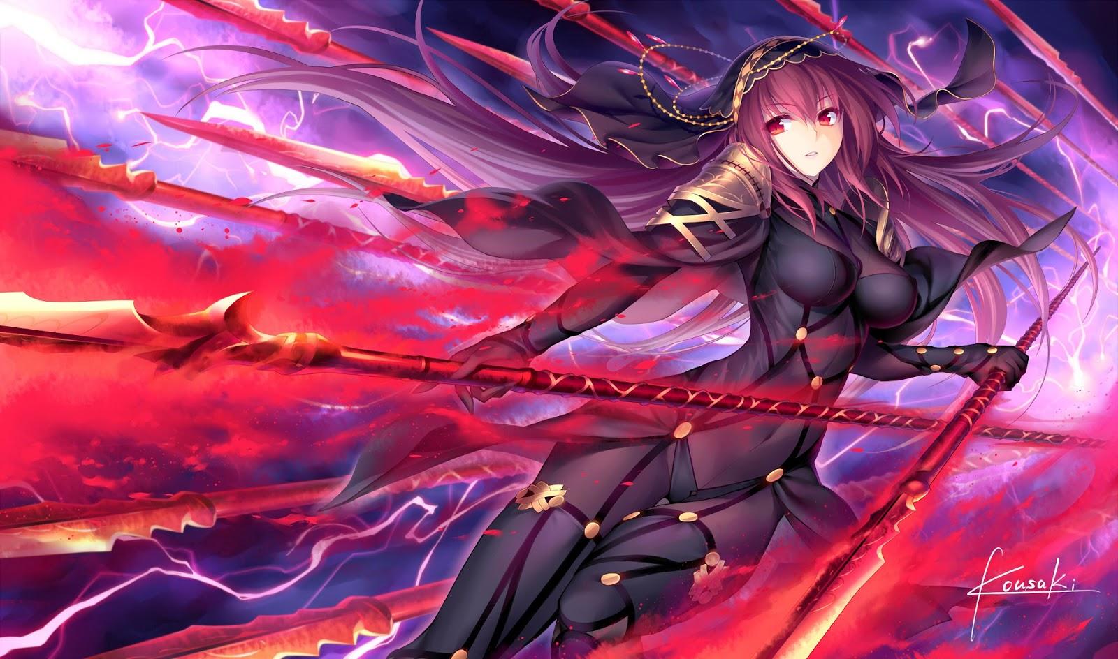 Fate AowVN%2B%252815%2529 - [ Hình Nền ] Anime Fate/GrandOrder tuyệt đẹp Full HD | Wallpaper