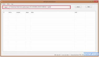 Cara, Flash, Xiaomi, Redmi, 6, Menggunakan, MiFlash tool, Terbaru, Metode, Fastboot,flashing, redmi 6, dengan, via fastboot,