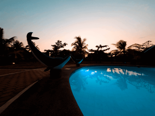 Subic waterfront resort and hotel review 2017 best of - Can you swim after putting algaecide in pool ...