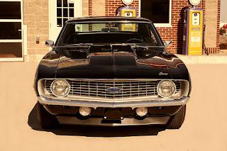 1969 Chevrolet Camaro COPO Clone Front