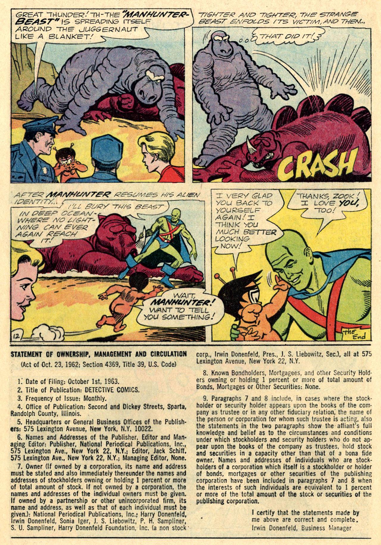 Detective Comics (1937) 324 Page 31