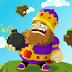 لعبة حماية الملك الحبوب