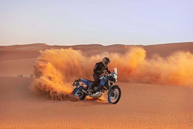 Sumale a la Yamaha Tenere 700 tus ganas de off-road