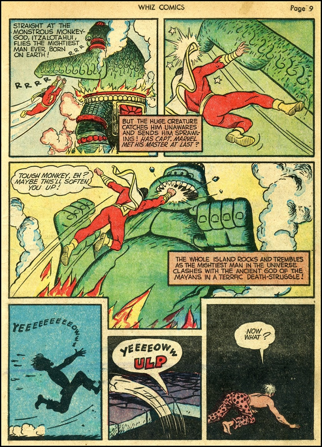 WHIZ Comics issue 22 - Page 11