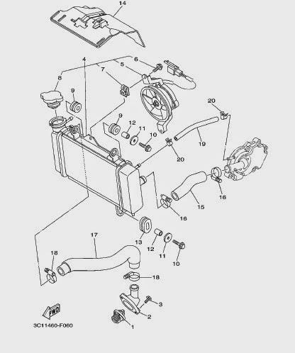 WHY45 MOTOR: Sistem Kerja Kipas Radiator