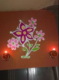 Simple Rangoli Designs For Beginners