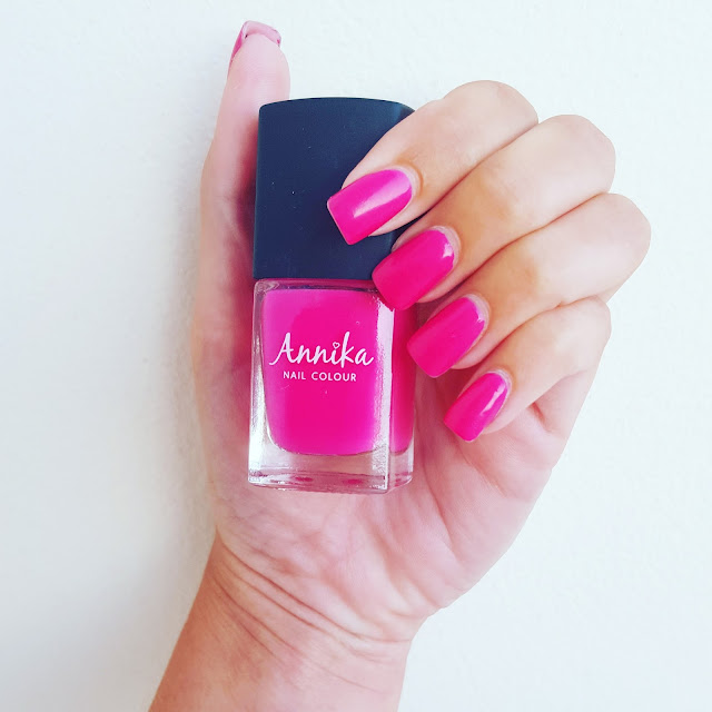 Annika Nail Varnish by Edge Nails