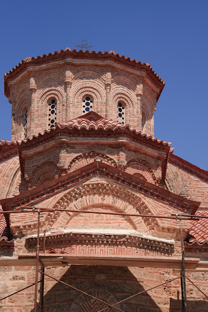 Transfiguration monastery.Great meteor. Greece.Преображенский монастырь. Великий Метеор.Греция
