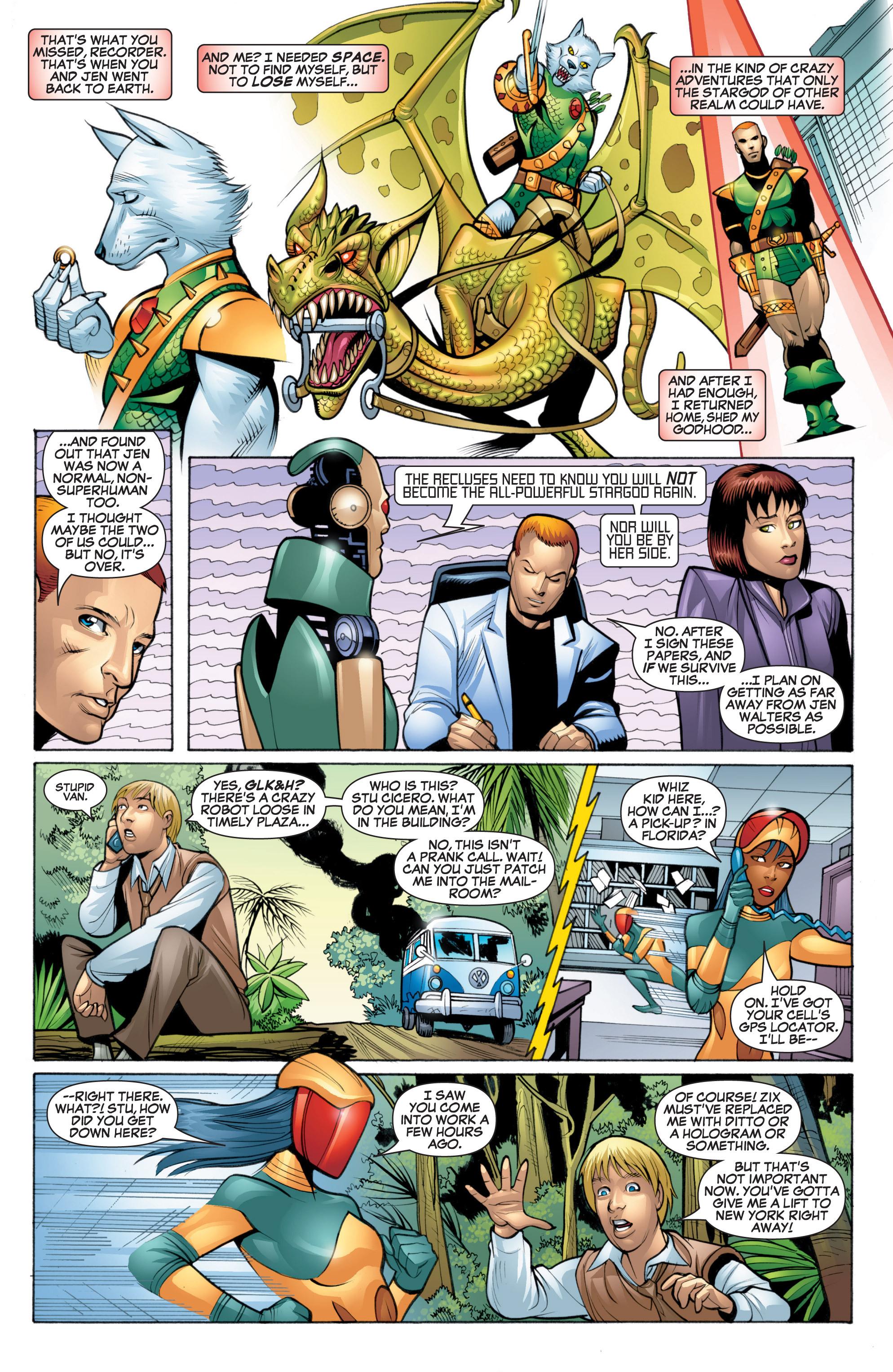 Read online She-Hulk (2005) comic -  Issue #20 - 18