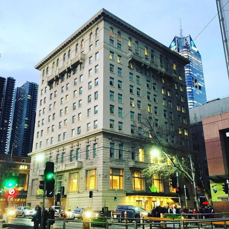 バイブ サボイ ホテル メルボルン | ホテル | オーストラリア【宿泊メモ】