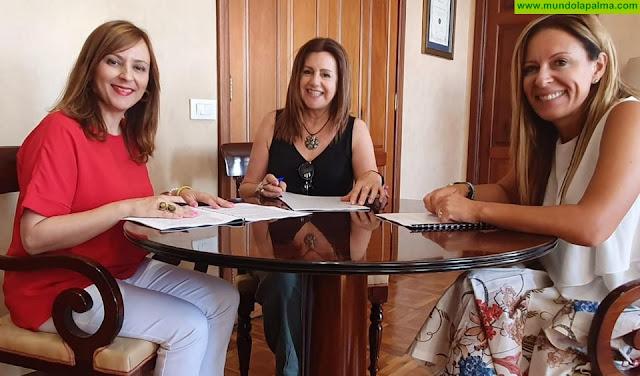 El Cabildo culmina los trámites para pago de subvenciones a las asociaciones de atención a la discapacidad - Foto: Indispal