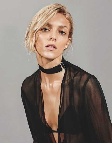 Anja Rubik x Iro Capsule Collection