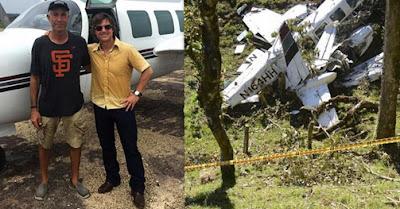 Αεροπορικό Δυστύχημα στη Διάρκεια των Γυρισμάτων της Νέας Ταινίας του Tom Cruise, Mena