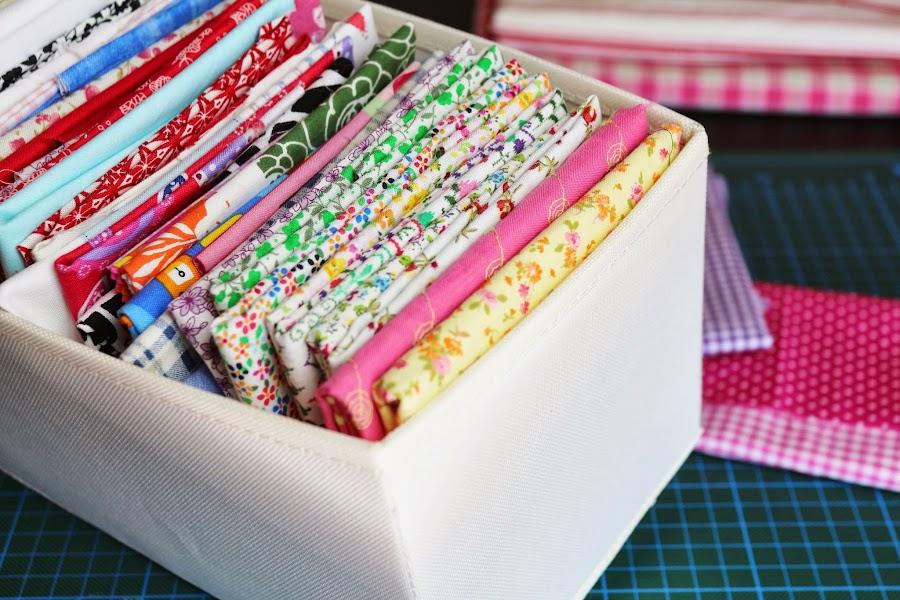 Trucos para organizar tu taller manualidades for Mueble organizador de costura