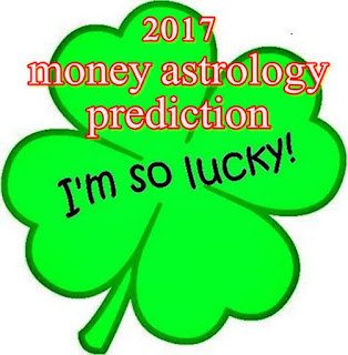 Zodiac sign that has luck on the money in 2017