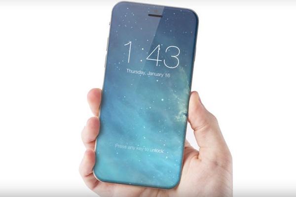thay mặt kính iPhone 8 chính hãng