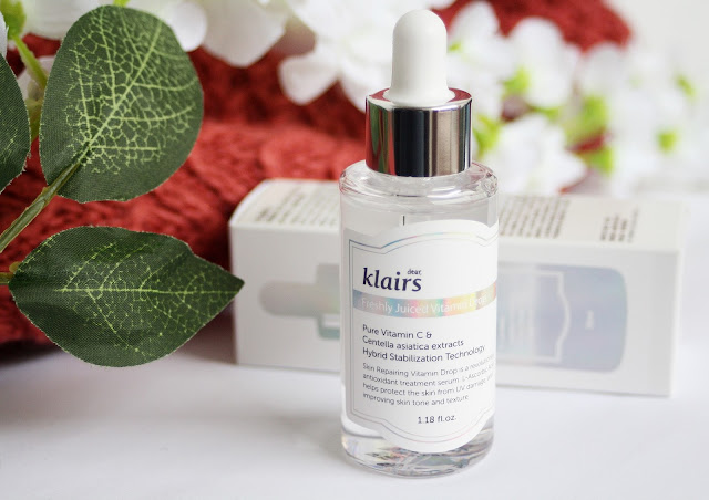 Klairs, Freshly Juiced Vitamin Drop Serum