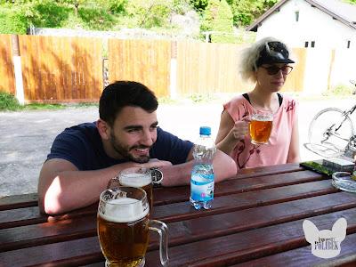 pivo český kras