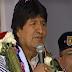 """Evo Morales asegura que el """"lamento boliviano"""" ya terminó"""