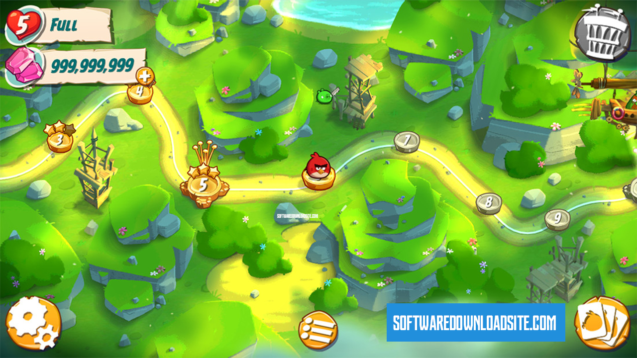 Angry Birds 2 Unlimited Gems Android