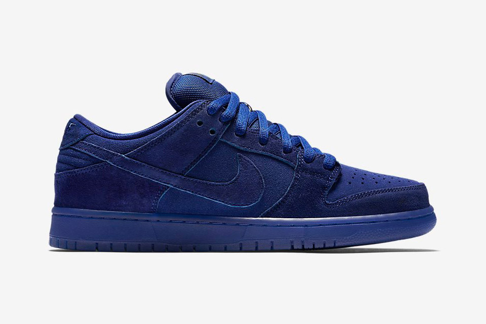 "1e36bf2c7c9f Nike SB Reveals ""Once In A Blue Moon"" Dunk Low"