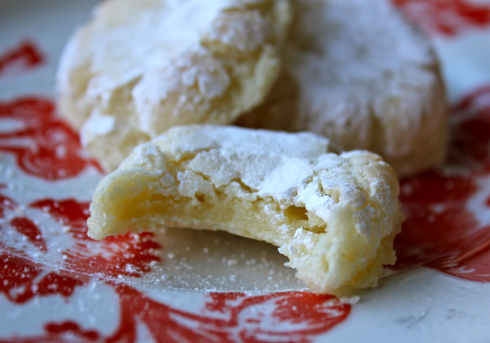 Beurrista Ricciarelli Italian Almond Cookies