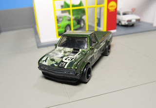 Hot Wheels Super Treasure Hunt Datsun 620 truck