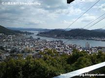 尾道千光寺散步地圖:感受瀨戶內海風情畫