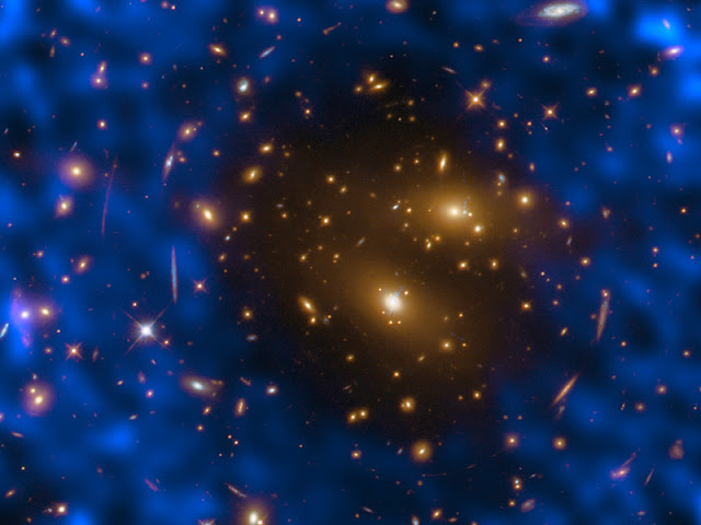 ALMA's ability to see a 'cosmic hole' confirmed