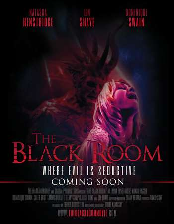The Black Room 2016 English 720p Web-DL ESubs