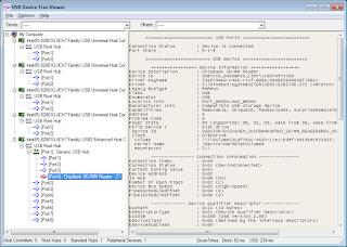 تحميل برنامج  USB Device Tree Viewer