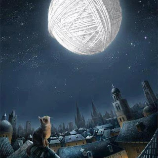 Resultado de imagen de metáfora visual luna