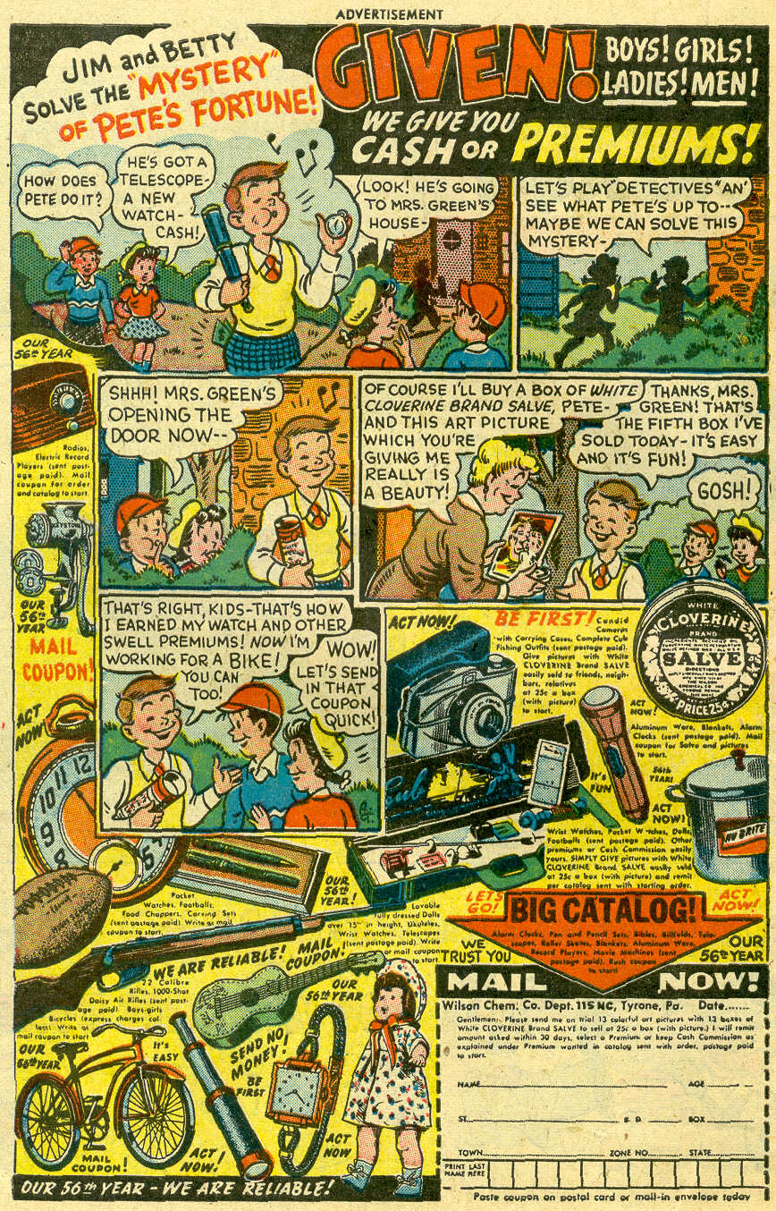 Strange Adventures (1950) issue 13 - Page 42