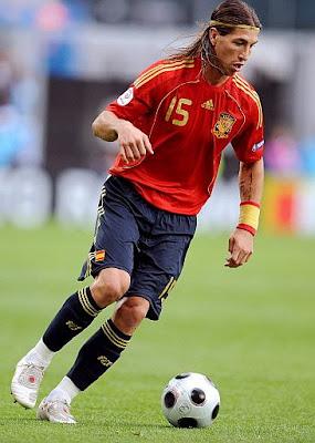 Sergio Ramos Selección