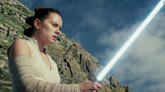 'Star Wars: The Last Jedi' tiene una apertura monstruosa de taquilla