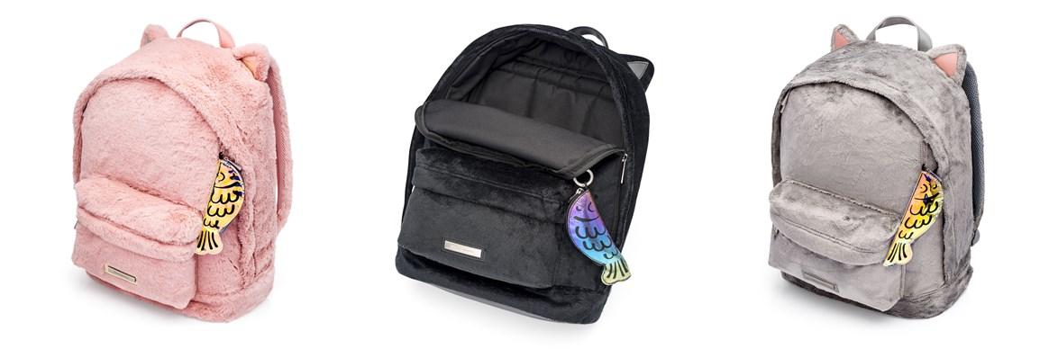 aeba7a2286 ... mochila  Unicórnio arco-íris  compõem a lista de produtos selecionados  para a promoção. Todos os modelos citados serão comercializados por  R 199