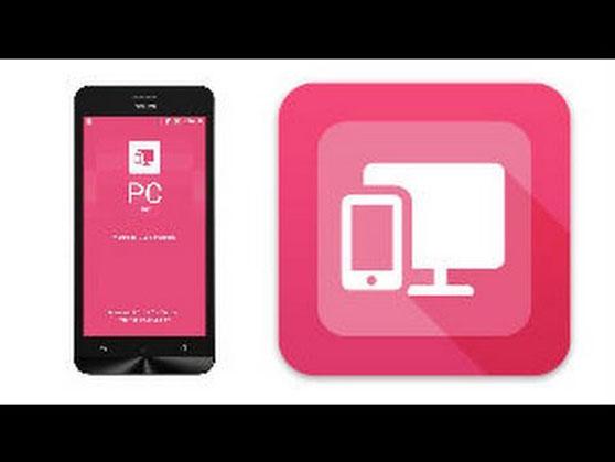 cara menggunakan PC Link Asus Zenfone