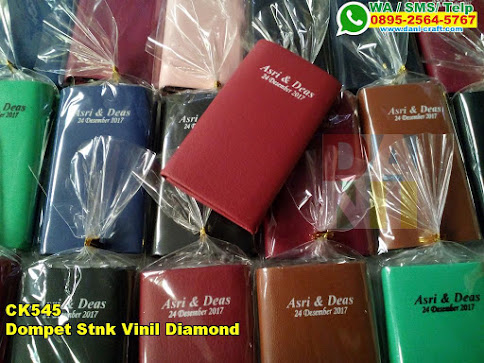 Grosir Dompet Stnk Vinil Diamond
