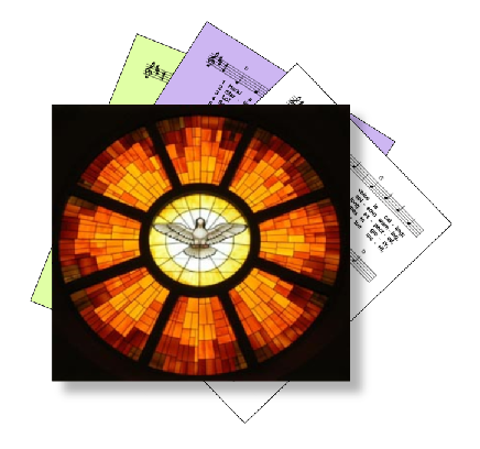 LiturgyTools net: Hymn suggestions, Pentecost Sunday, Year C
