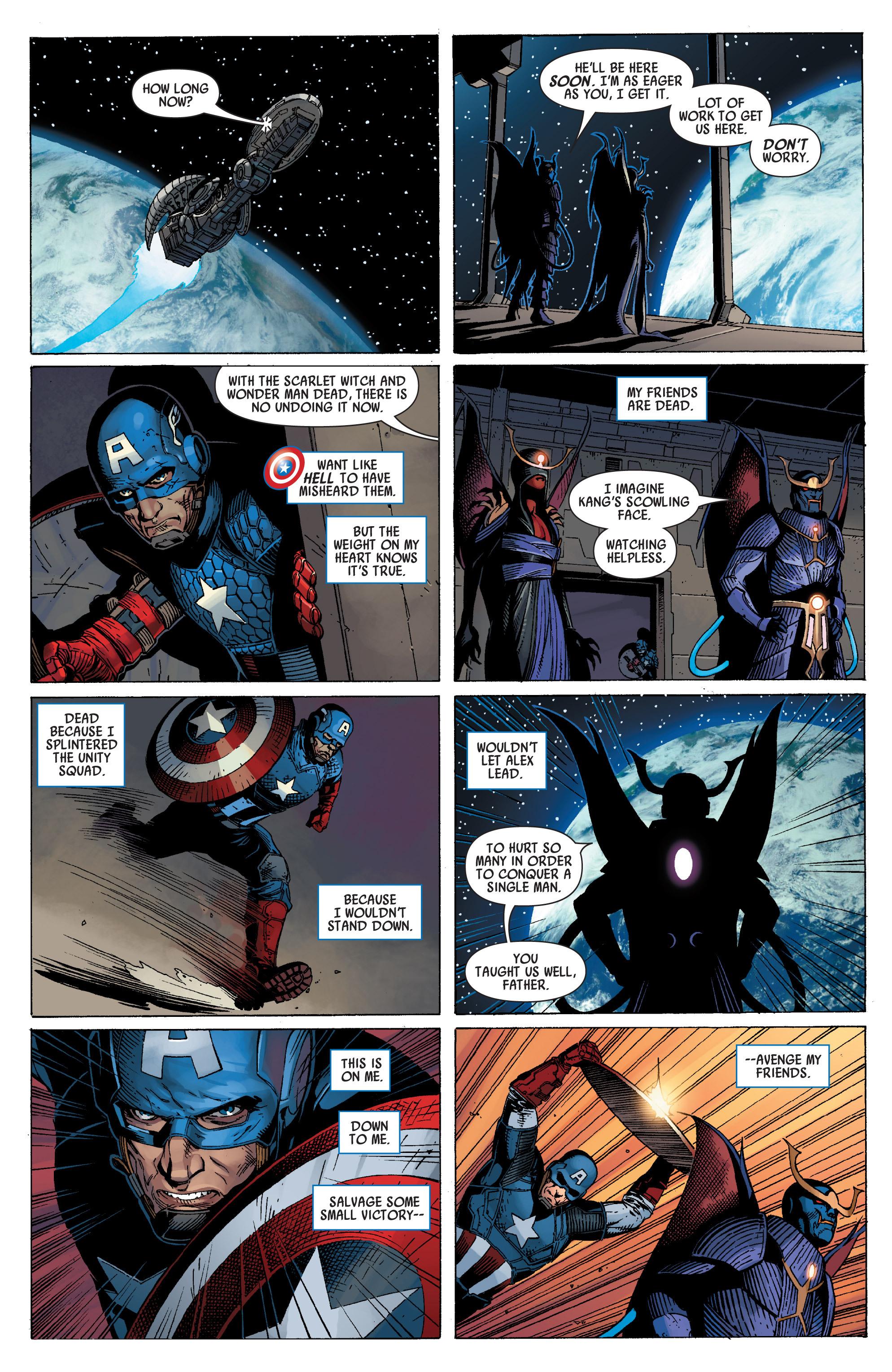 Read online Uncanny Avengers (2012) comic -  Issue #15 - 15