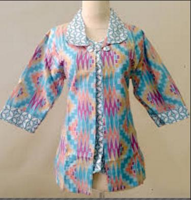 50 Model Baju Batik Atasan Dan Bawahan Wanita Terbaru 2019 Keren