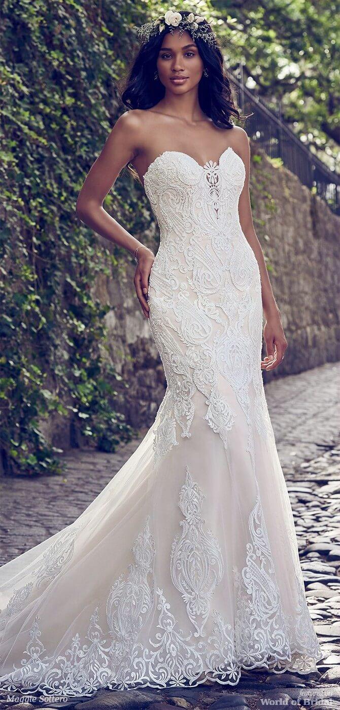 Maggie Sottero Spring 2018 Wedding Dresses - World of Bridal