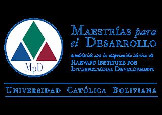 Maestrias Para el Desarrollo Logo Vector